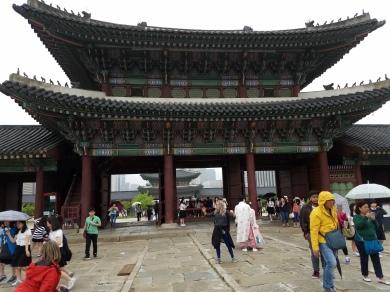 Geunjeongmun_gate